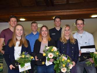 Sportlerempfang des Ski-Club Willingen in Schwalefeld