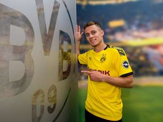 Fix! BVB holt Gladbachs Hazard
