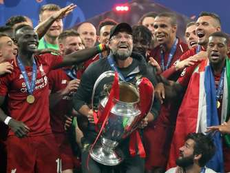 Champions-League-Sieger Klopp: