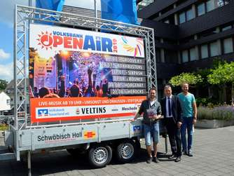 Volksbank Open Air startet in Meschede