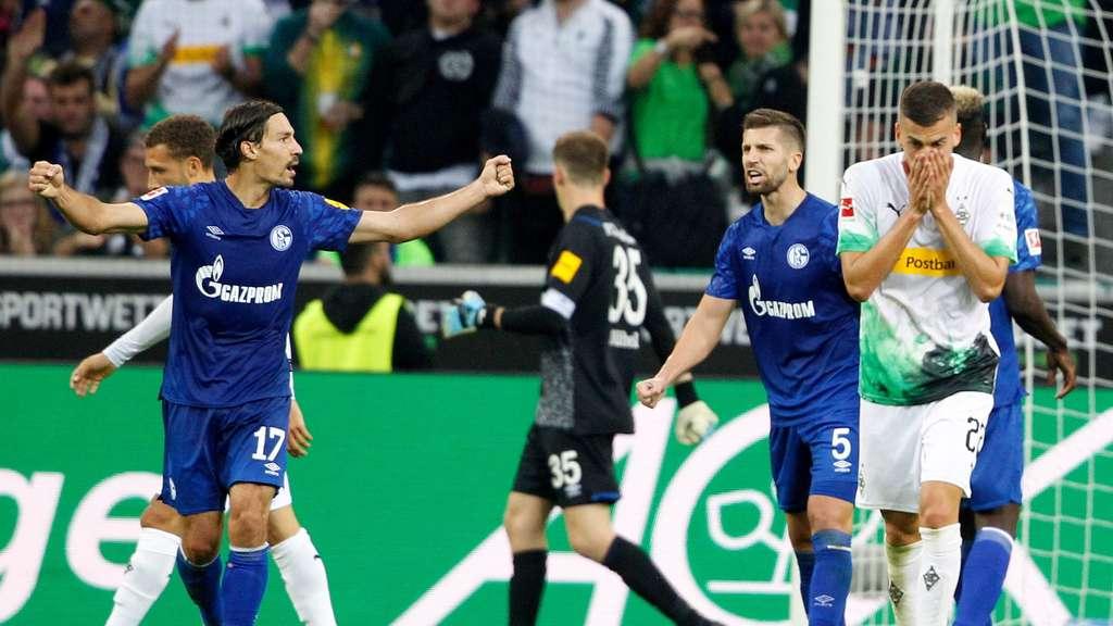 Gladbach Schalke Live