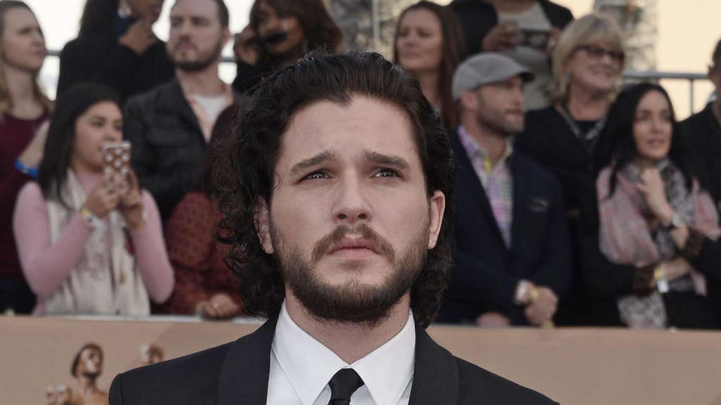 """Game of Thrones"": Kit Harington war in der 8. Staffel eifersüchtig auf diesen Co-Star"