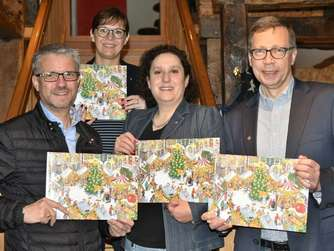 Lions Club Olpe am Biggesee startet Adventskalender-Aktion