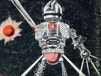 """I was a Robot"": Illustrationen zu Science Fiction im Museum Folkwang"