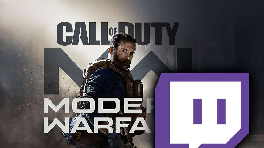 Original Call of Duty Twitch Account gehacked. Das machte der Hacker damit
