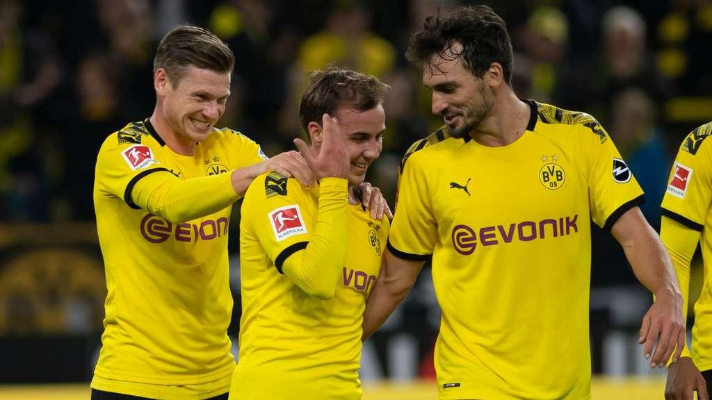 Dortmund Paderborn Live Stream
