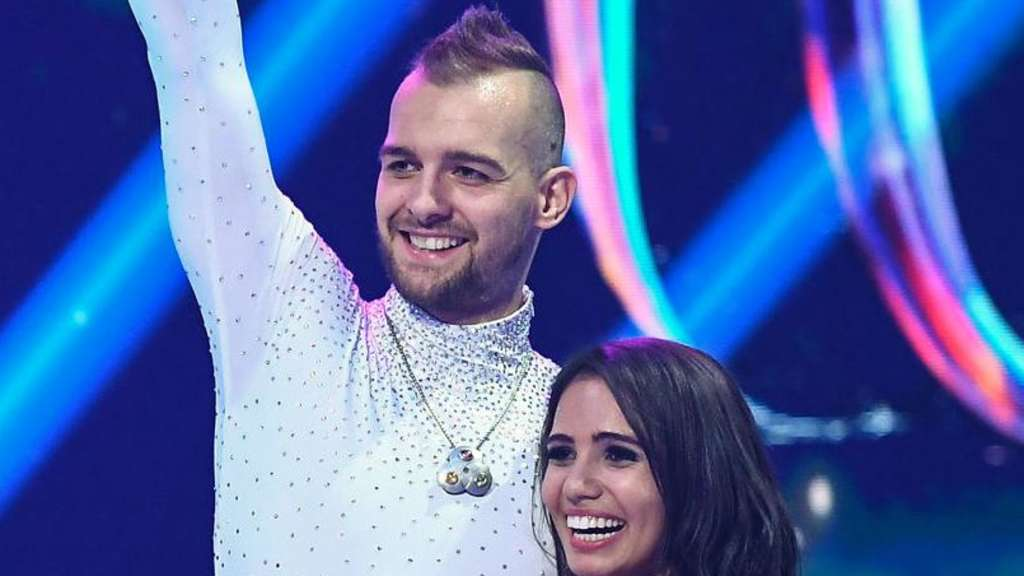 "Wird Eric Stehfest zum ""Dancing on Ice""-Favoriten?"