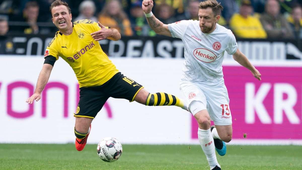 Dortmund Gegen DГјsseldorf