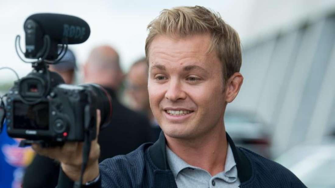 Nico Rosberg hat einen neuen Job. Foto: Hendrik Schmidt/dpa-Zentralbild/dpa