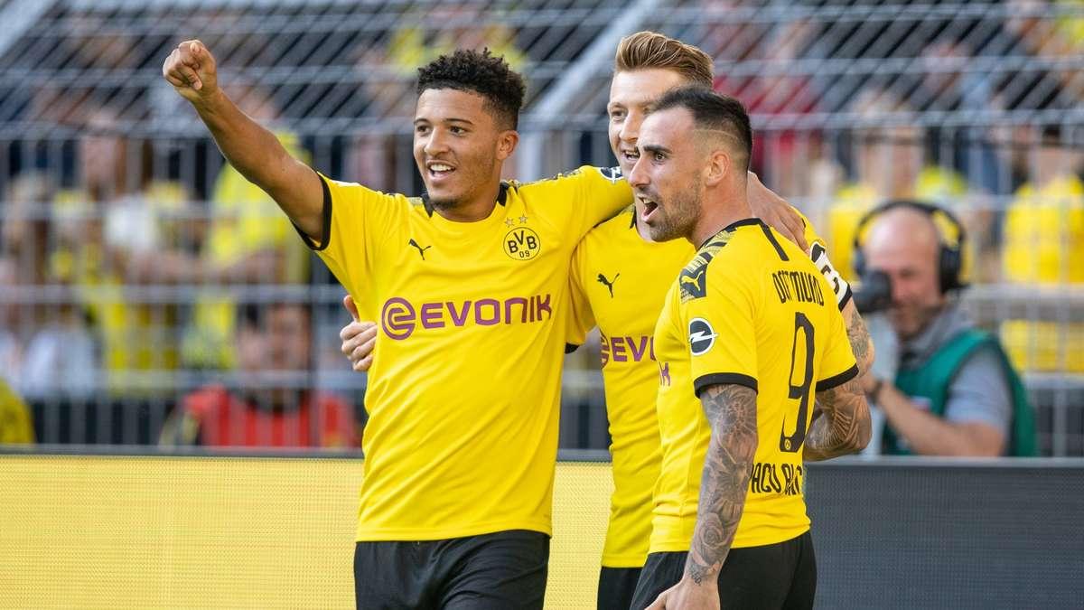 Borussia Aufstellung