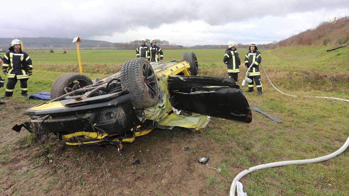 Unfall A4 Eschweiler