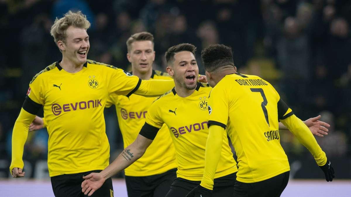 Köln Dortmund Live Ticker