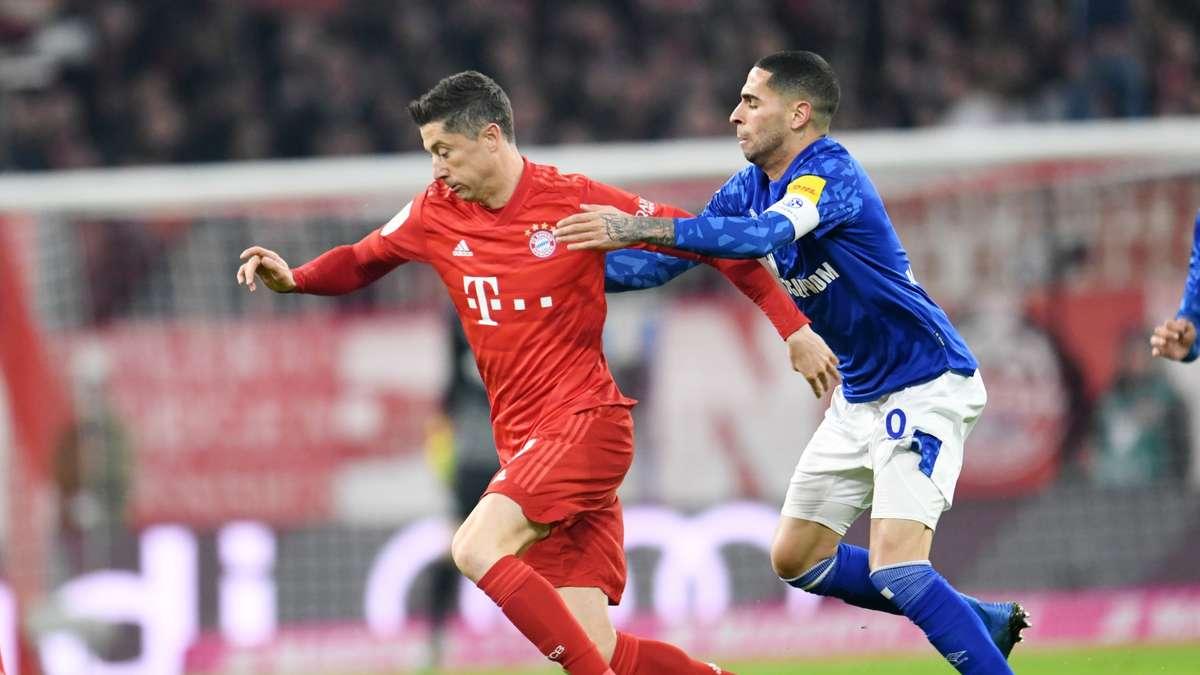 Bayern Schalke Heute