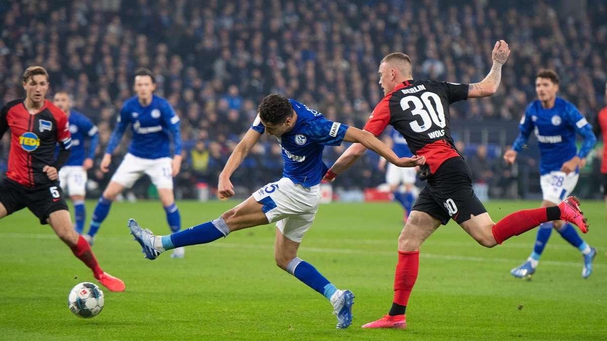 Pokal Schalke