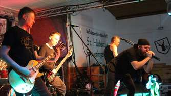 """Metal auf`m Dorf"" in Sieveringen - Words of Farewell, Corroding Sun, The Claymore"