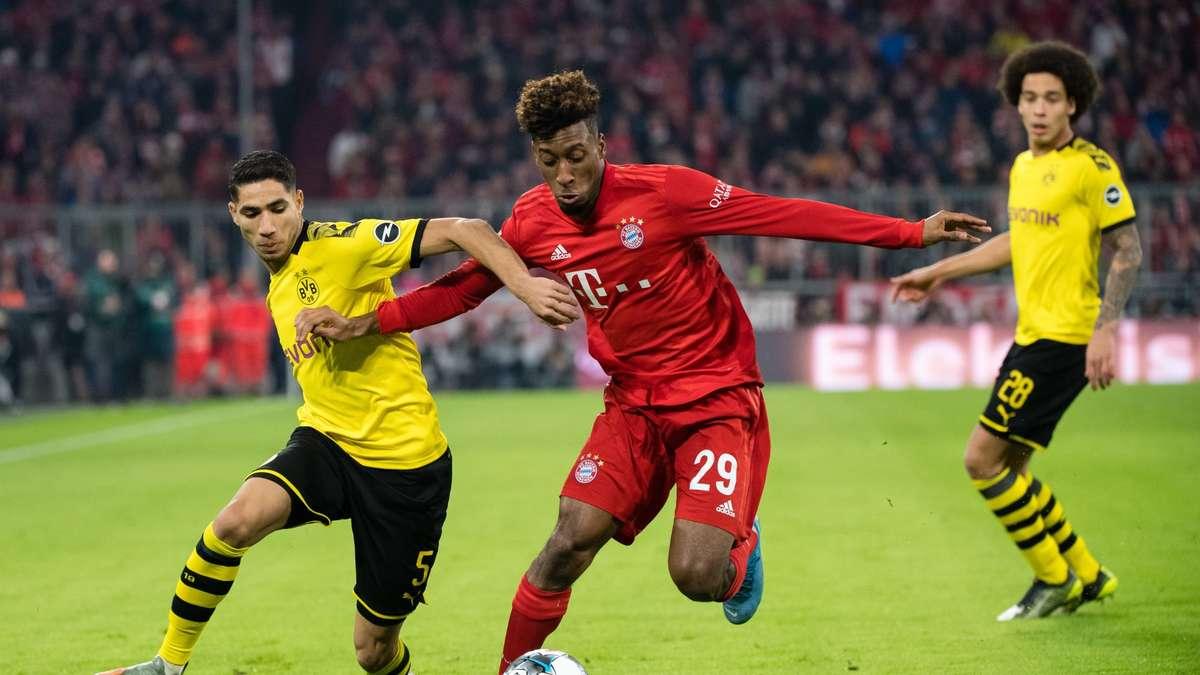 Wer überträgt Dortmund Heute