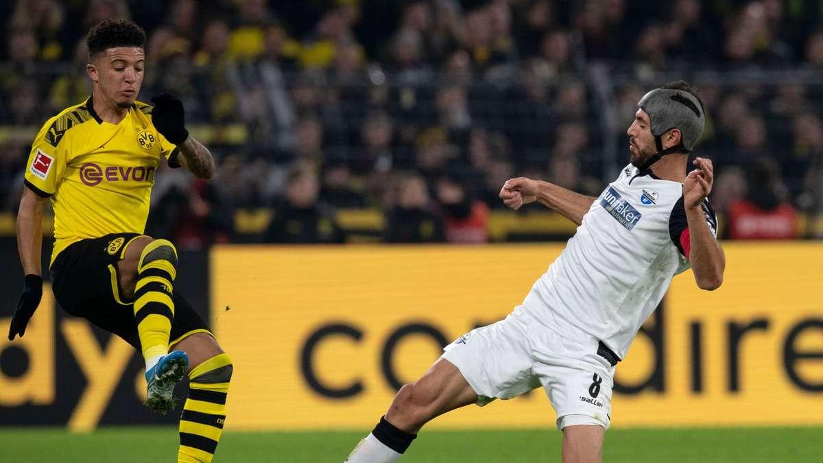 Dortmund Aufstellung Heute