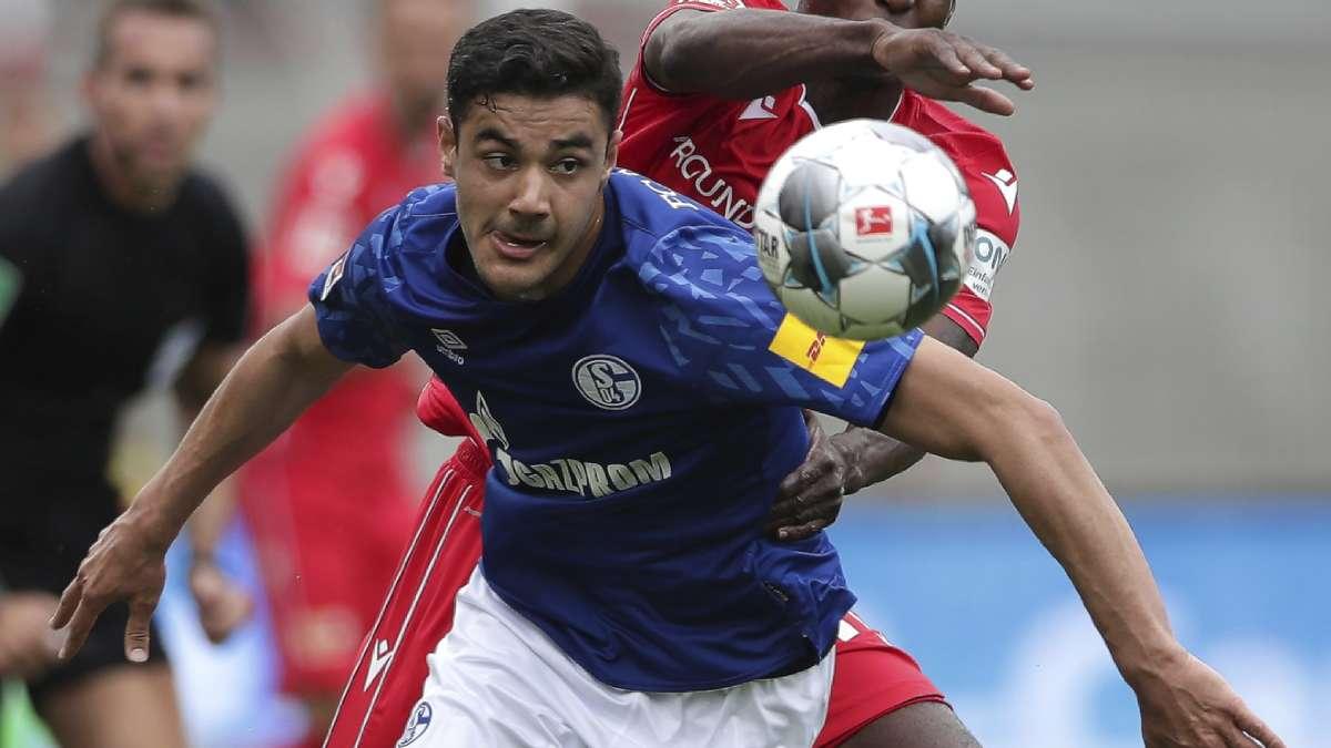 Wolfsburg Gegen Schalke