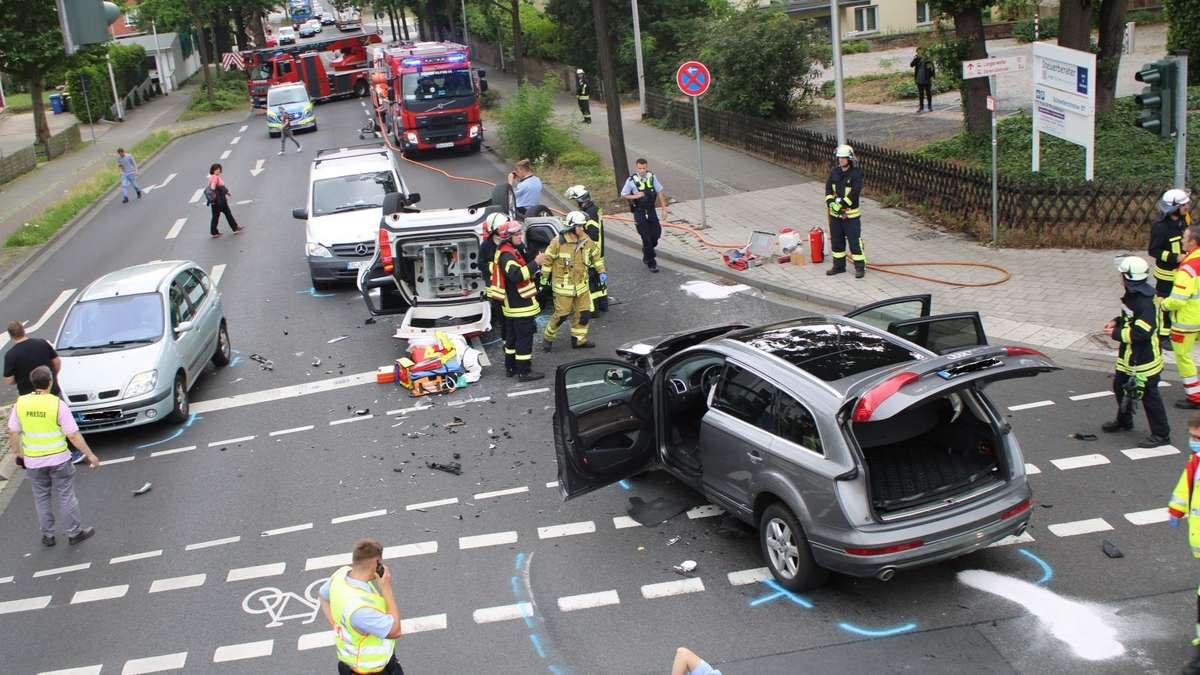 Düren Unfall