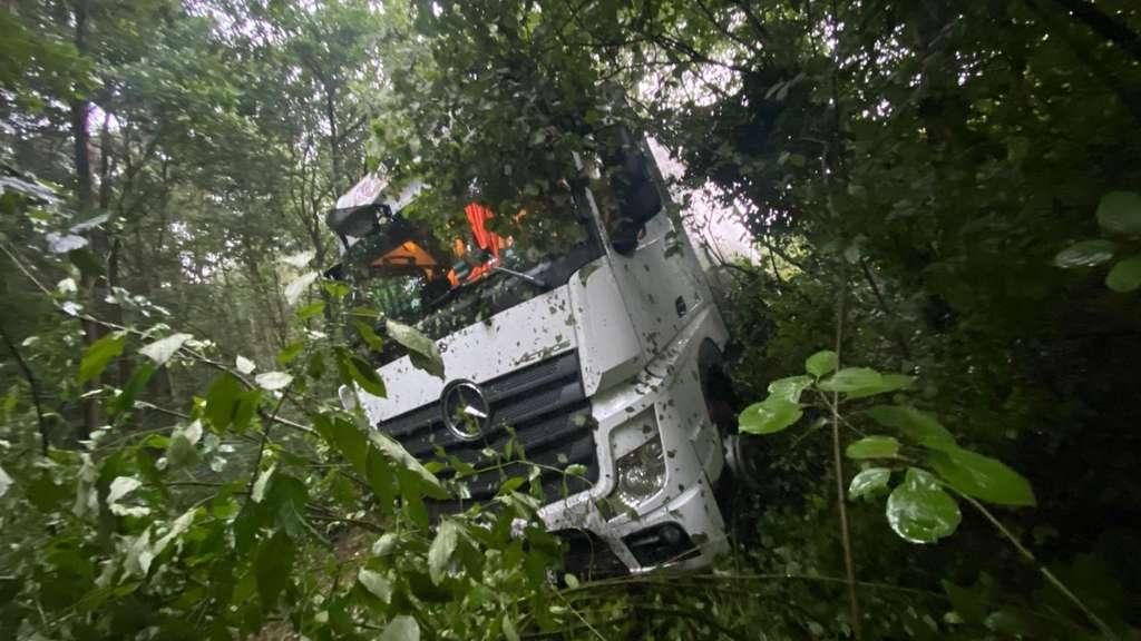 Unfall Walldorfer Kreuz Heute
