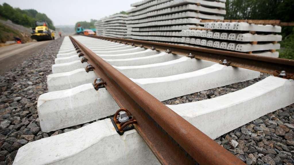 Bahn Rheintalstrecke Sperrung