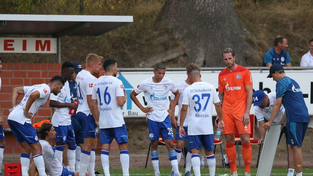 Spielstand Schalke 04 Heute