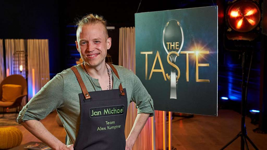 """The Taste""-Kandidat Jan Michael aus Dortmund."