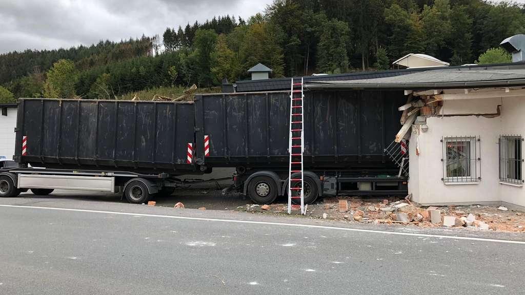Unfall Eslohe