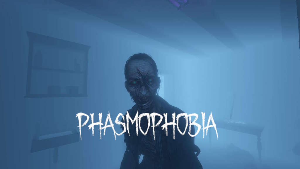 phasmophobia steam charts hype