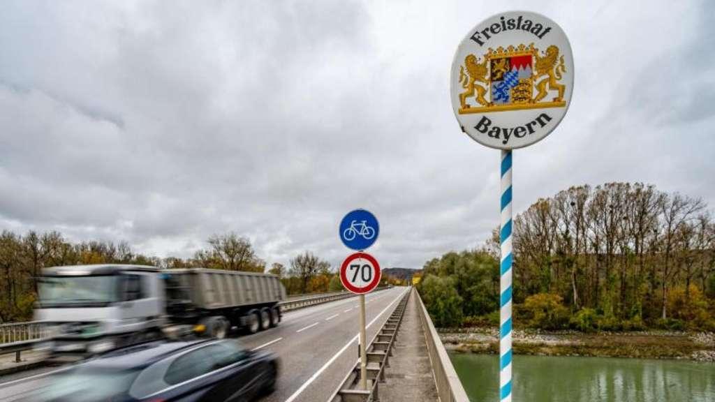 Bayerische Grenze