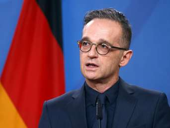 Maas ehefrau corinna heiko Bundesjustizminister Heiko