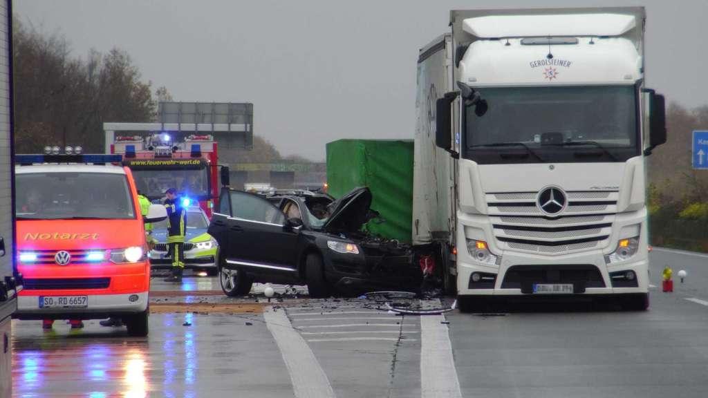 A44 Unfall Aktuell