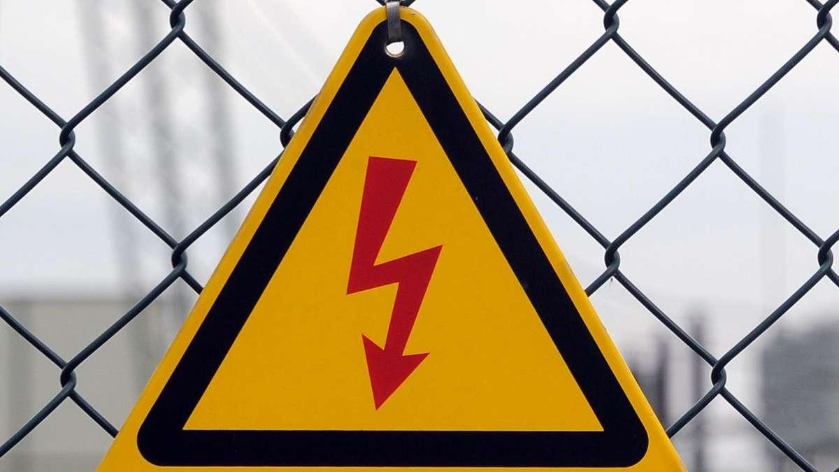 Stromausfall Deutschland 2021