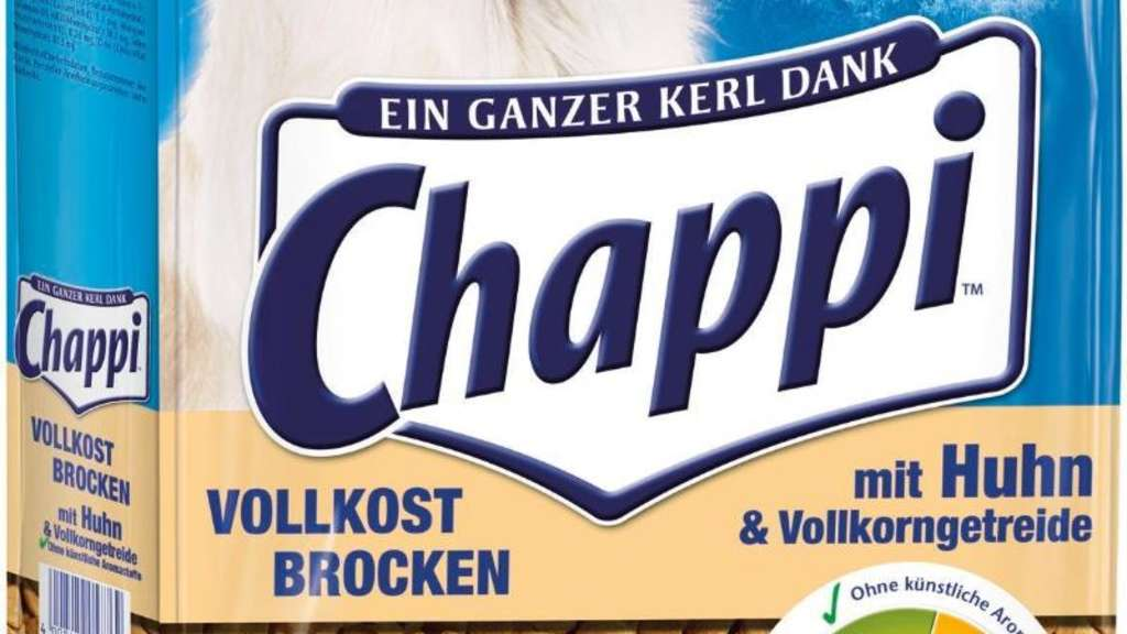 Chappi Vollkost Brocken