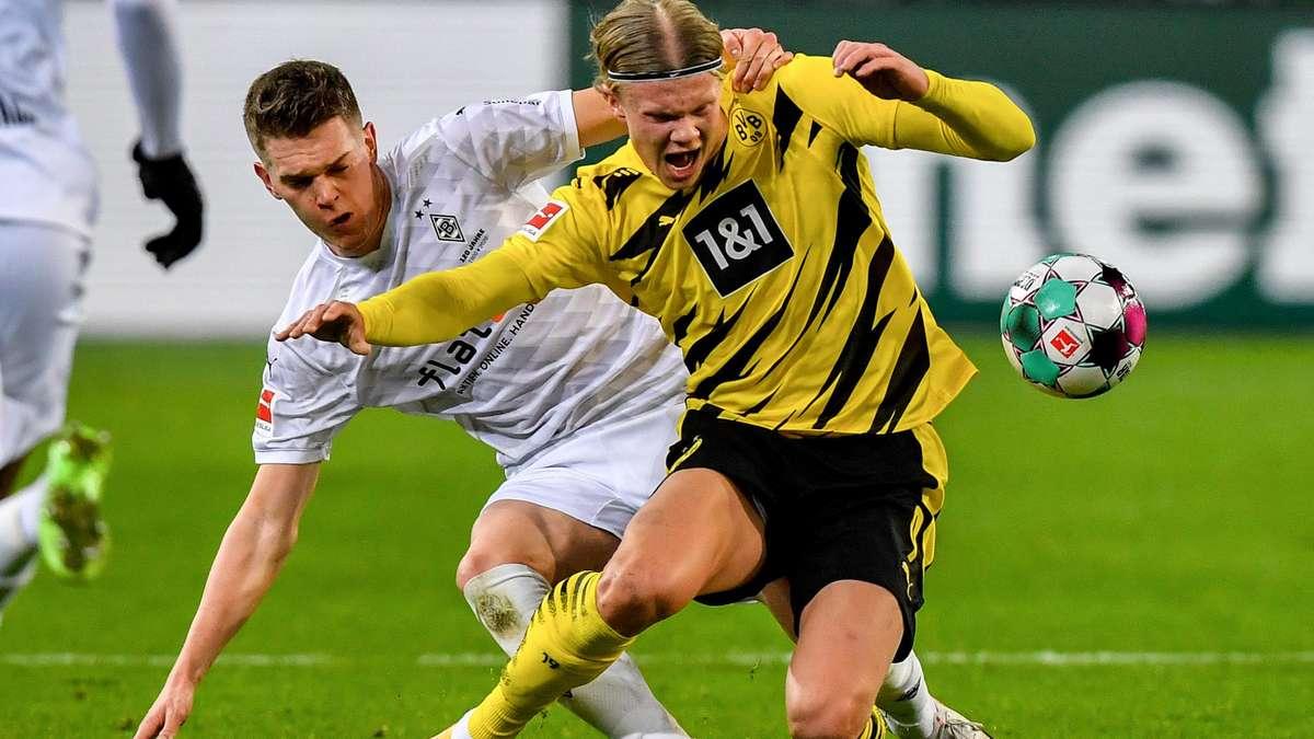 Gladbach Dortmund Dfb Pokal