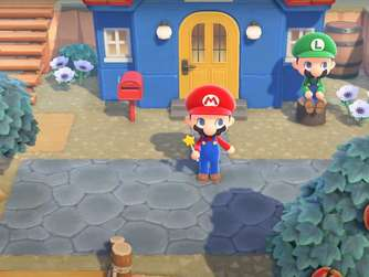 Animal Crossing New Horizons: Liste aller Super-Mario-Gegenstände & was sie kosten