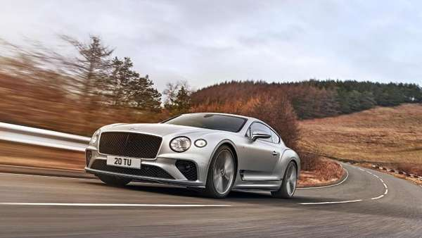 Der Continental GT Speed hat 659 PS