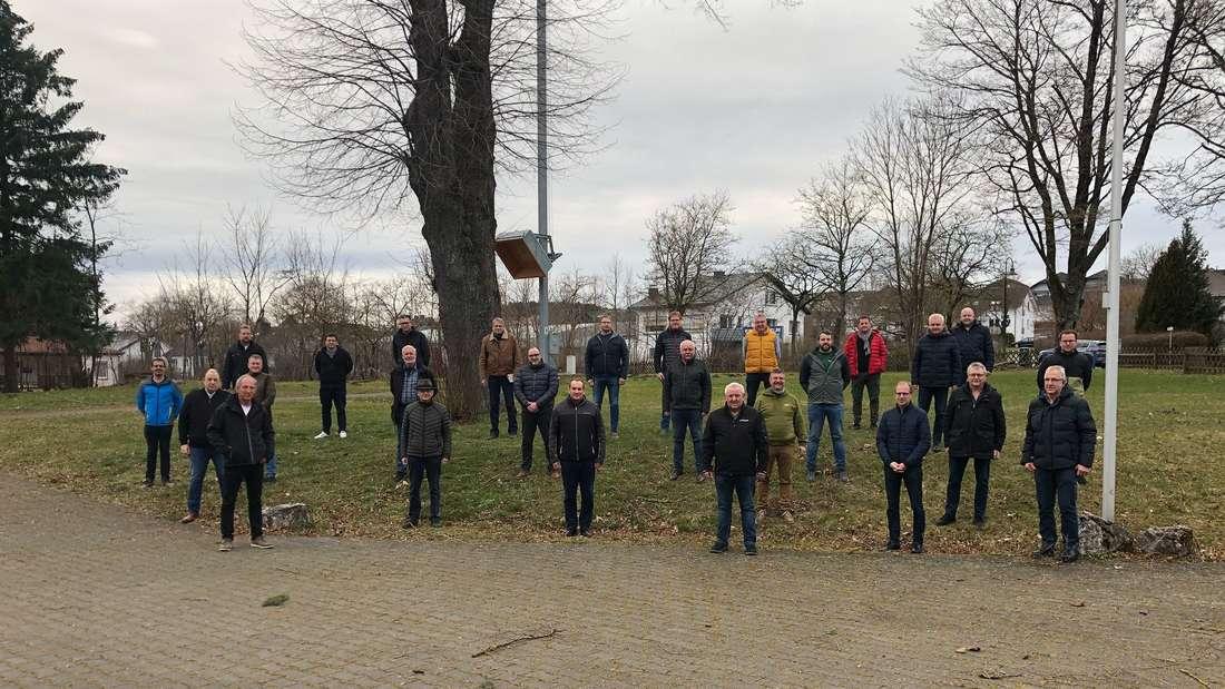 Stadtschützenverband Brilon Vorstand Beratung Schützenfestsaison 2021