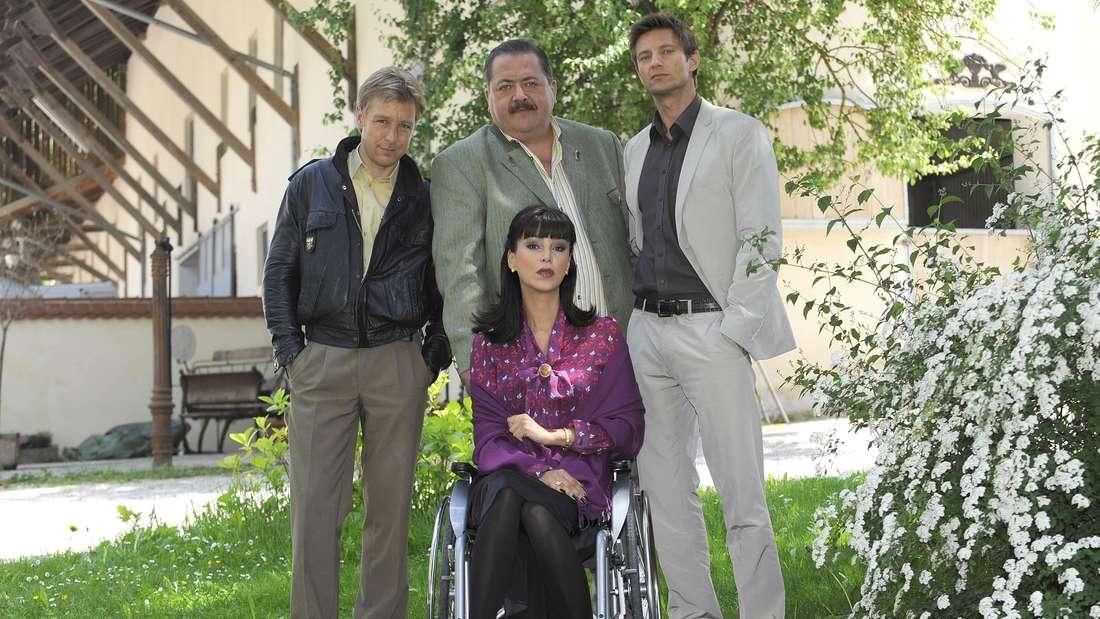 In Staffel 10 gab sich auch Verona Pooth bei den Rosenheim Cops die Ehre