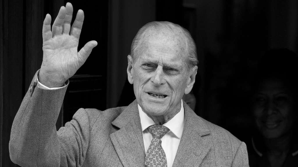 Prinz Philip: Die Beerdigung des Duke of Edinburgh im Live-Ticker