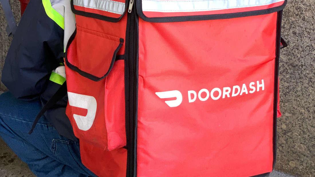 DoorDash: Liefer-Apps haben durch die Corona-Pandemie massive Umsatzsteigerungen verbucht