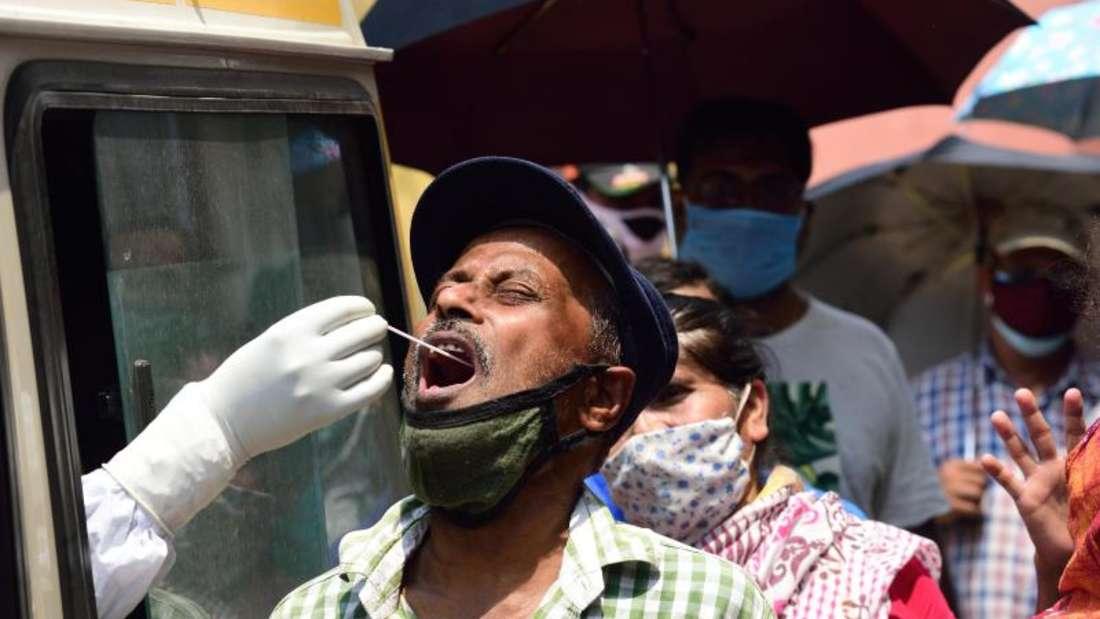 Coronavirus in Indien