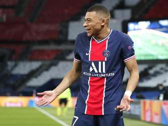 Mbappé nicht in der PSG-Startelf - Man City mit Gündogan