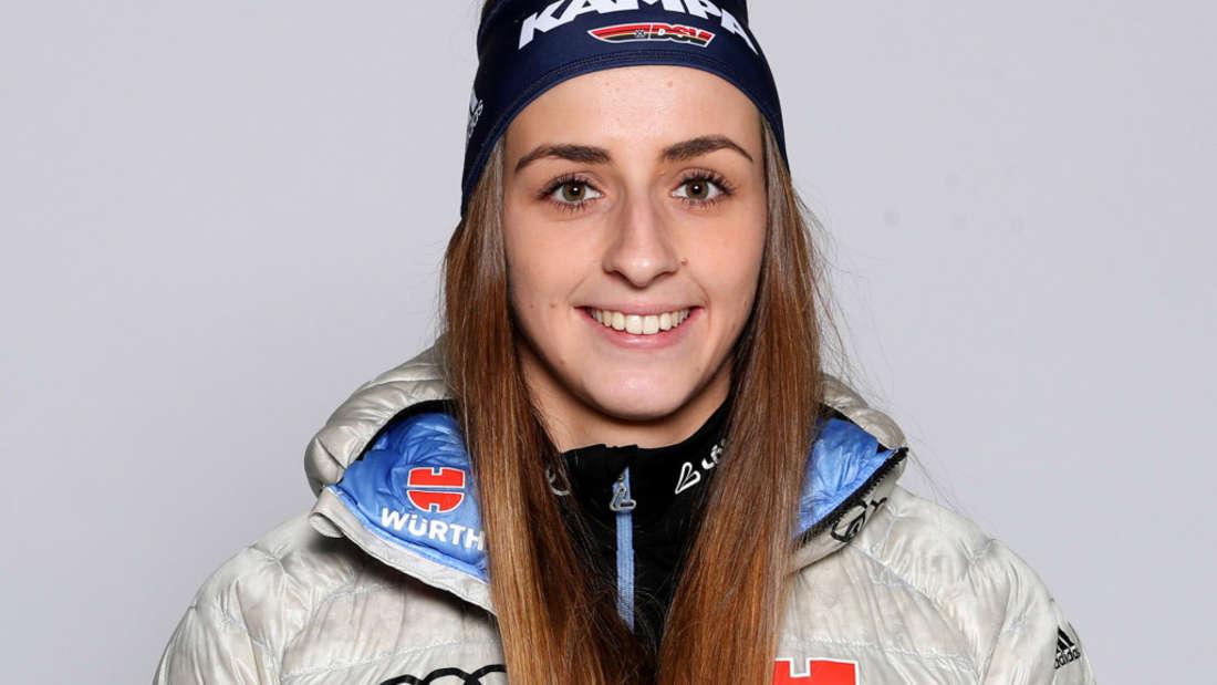 Vanessa Voigt, Geb.: 07.10.1997, Skiclub: SV Rotterode